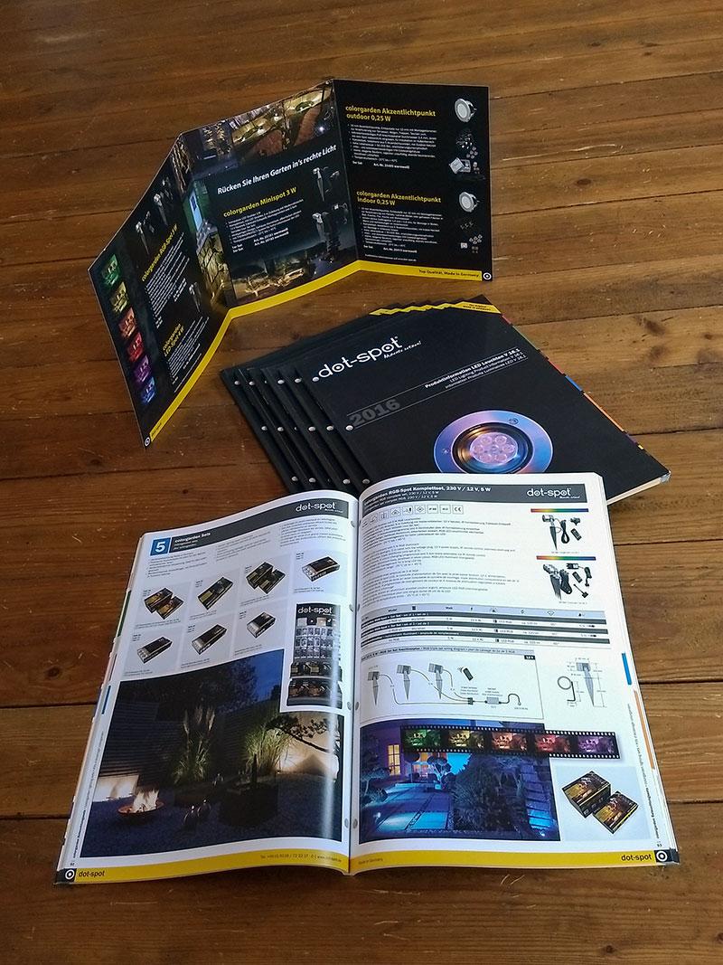 dot-spot Kataloge