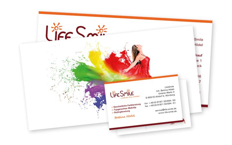 LifeSmile Printmedien