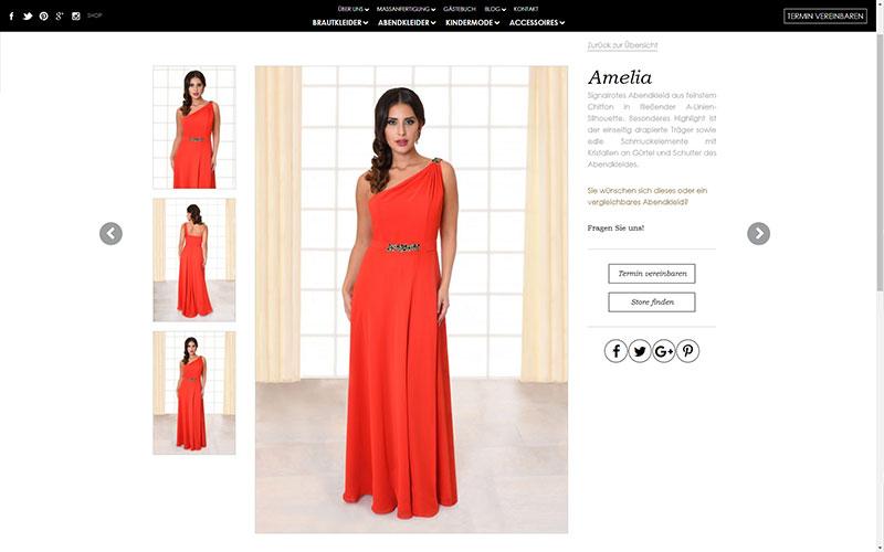 Monica Santana Website