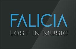 Falicia Music Logo
