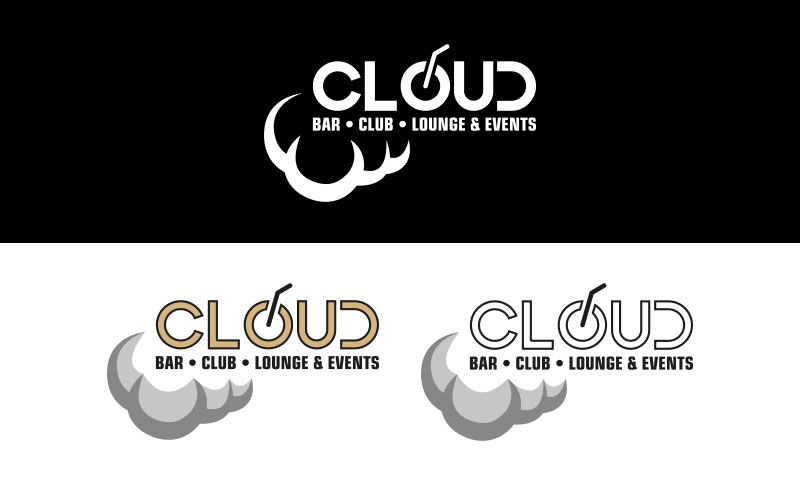 "Logo ""Cloud"" in allen Varianten"