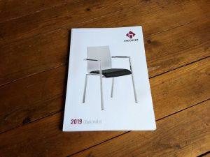 Stechert Objektmöbelkatalog 2019
