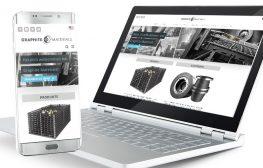 Webdesign Graphite Materials